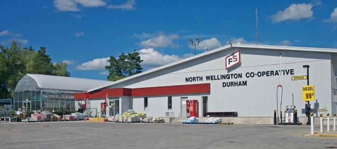 north wellington co operative services inc